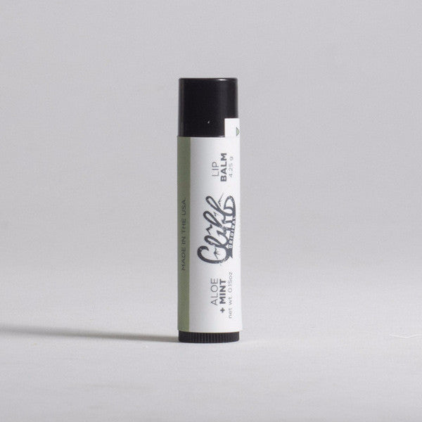 Cliff Original All Natural Lip Balm - Mint