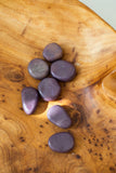 Jade, Purple - Tumbled - A Grade