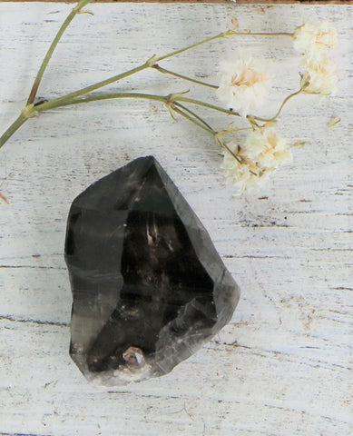 Double Terminated Smokey Quartz