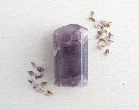 Large Purple Scapolite