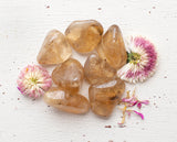 Smoky Citrine -Tumbled