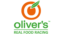 Olivers Real Food racing logo
