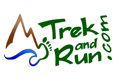 Trek and Run logo