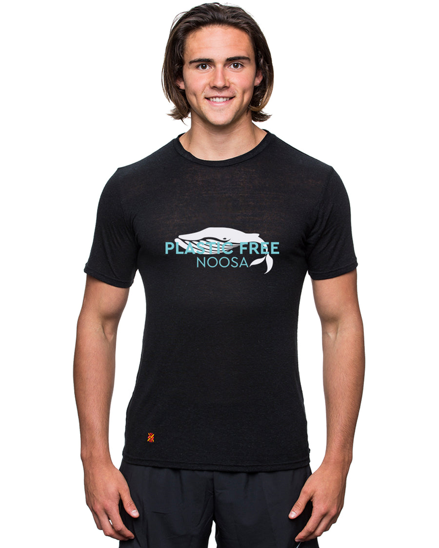 Plastic Free Noosa special edition T-shirt