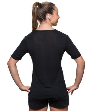 The Greenest Tee - Women V-neck