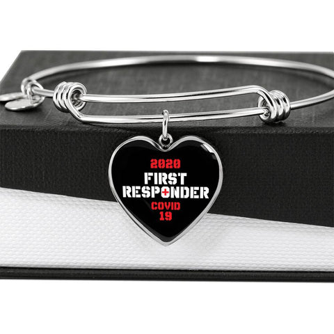 First Responder pendant necklace 2020 - mommyfanatic