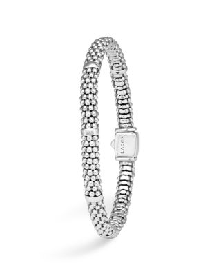Image of Jewelry clearance Lagos signature white caviar beaded bracelet - mommyfanatic