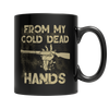 My Cold Dead Hands 2nd Amendment Coffee Mug - mommyfanatic