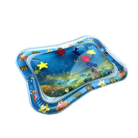 Toddlers babies Inflatable Water play mat - sensory - mommyfanatic