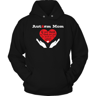 Autism awareness long sleeve t-shirts for moms 2019 - mommyfanatic