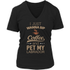 Sip Coffee And Pet My Labrador Tshirt - mommyfanatic