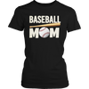 Baseball Mom Tshirt - mommyfanatic