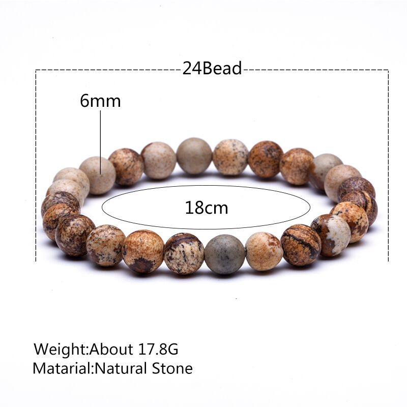 natural products bracelets black yin classic beaded and bracelet set stone bead yang for couples white distance