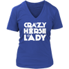 Crazy Horse Lady Tshirt - mommyfanatic