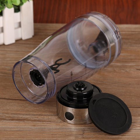 Image of Portable Smart Protein Shaker - mommyfanatic