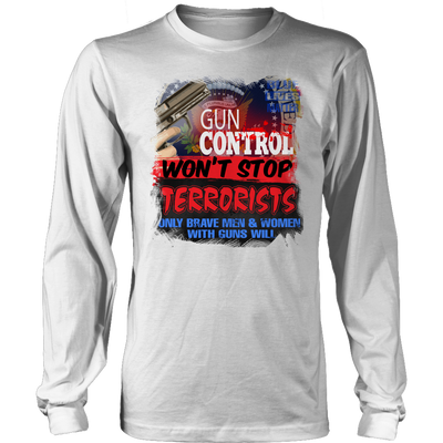 Gun Control Won't Stop Terrorists - mommyfanatic
