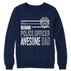 Idaho Police Officer Is An Awesome Dad Tshirt - mommyfanatic