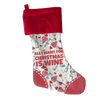 Christmas Wine Stocking - mommyfanatic