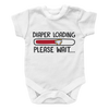 Funny Diaper Onesie - mommyfanatic