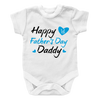 Happy 1st Father's Day Boy Onesie - mommyfanatic