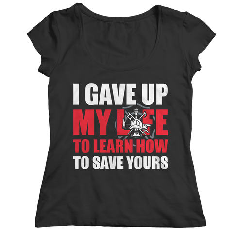 Image of I Gave Up My Life To Save Yours - mommyfanatic