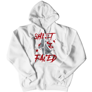 Sheet Faced Halloween Hoodie - mommyfanatic
