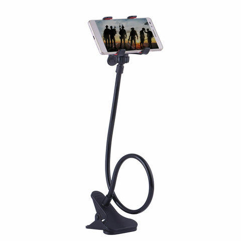 Universal Mobile Phone Tablet Mount Holder Flexible Long Arm Bed Desktop Stand - mommyfanatic