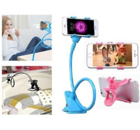 Image of Universal Mobile Phone Tablet Mount Holder Flexible Long Arm Bed Desktop Stand - mommyfanatic