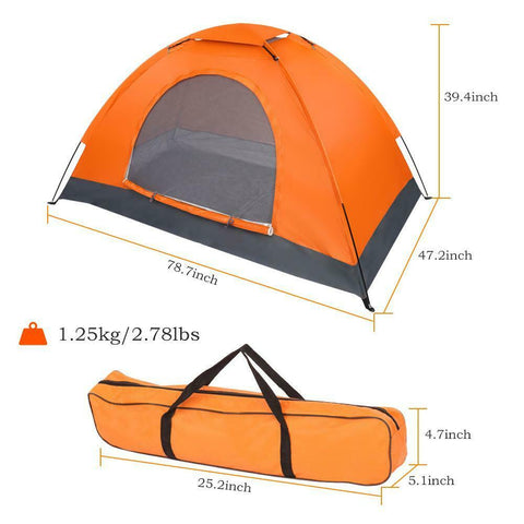 Image of Waterproof automatic instant Pop Up tent outdoor discount Camping Hiking equipment - mommyfanatic