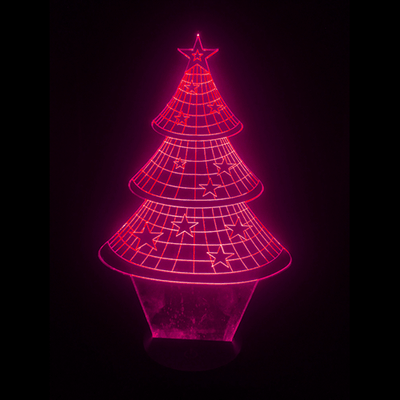 XMAS Tree LED LAMP - mommyfanatic