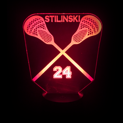 Stilinski Lacrosse LED Lamp - mommyfanatic