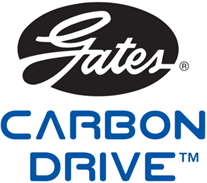 Gates Carbon Drive belt drive bike smartphone mobile app