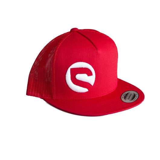 Trucker Hat - Red - Spot Bikes