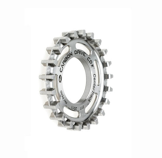 Gates 21 Tooth CDX Sprocket (thread-on/fixie) - Spot Bikes