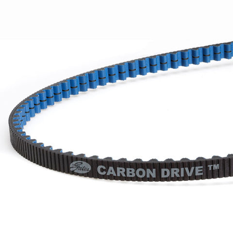 Gates CenterTrack Belts - Black/Blue - Spot Bikes