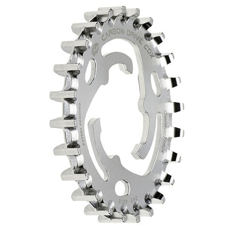 Gates 24 Tooth CDX Sprocket (SUREFIT - NEXUS, ALFINE) - Spot Bikes