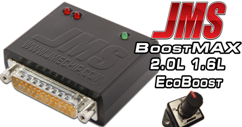 BoostMAX Ecoboost Performance Booster - 2011-2017 European Ford EcoBoost Vehicles w/ 2.0L Ecoboost Engine