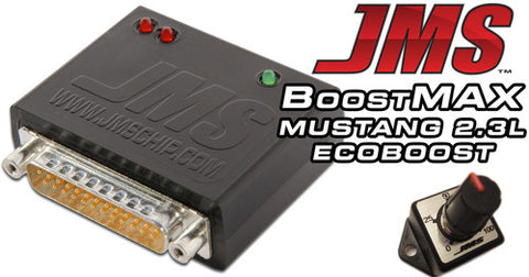 BoostMAX Ecoboost Performance Booster - 2015-2017 Ford Mustang w/ 2.3L Ecoboost Engine