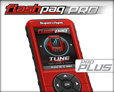 Superchips Flashpaq Pro Plus