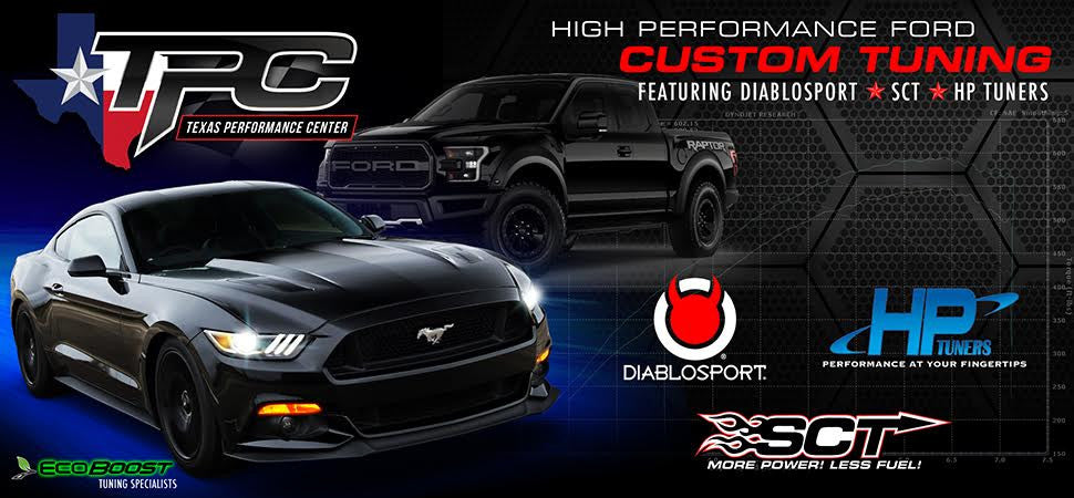 TPC GT350 Stage 3 with HPTuners or SCT