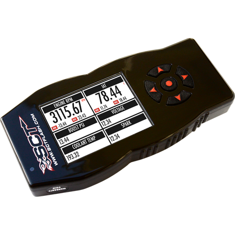 SCT - X4 Tuner GM (7416) 99-17 GM Gas and Diesel Vehicles