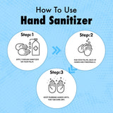 Hand Sanitizer Gel - Refill