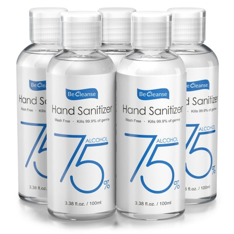 Travel Size Hand Sanitizer (3.38oz/100ml)
