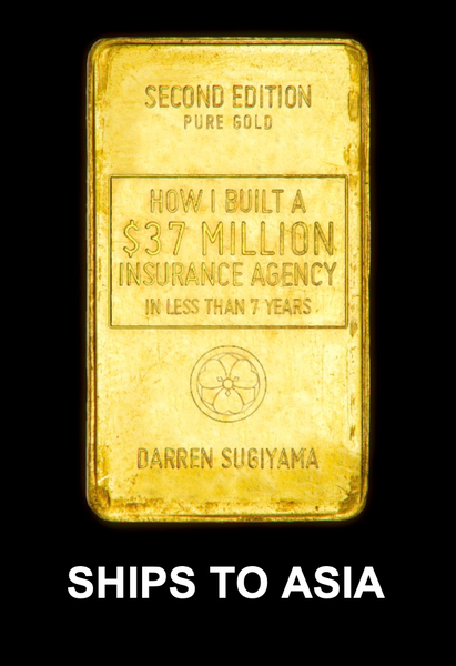 ***SHIPPING TO ASIA ONLY***  How I Built A $37 Million Insurance Agency (2nd Edition)
