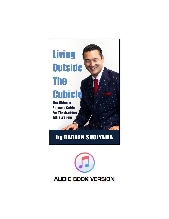 Living Outside The Cubicle (Audio Book)