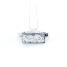 "Load image into Gallery viewer, ""Above the Clouds"" Sea To Sky Necklace"