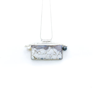 """Above the Clouds"" Sea To Sky Necklace"