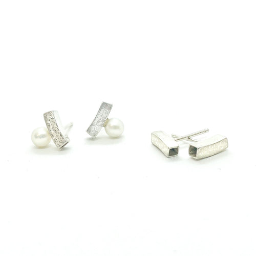 Petite Balanced Stud Earrings
