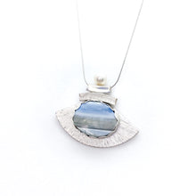 "Load image into Gallery viewer, ""English Bay"" Sea To Sky Necklace"