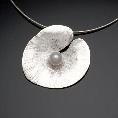 Floating Lily Necklace